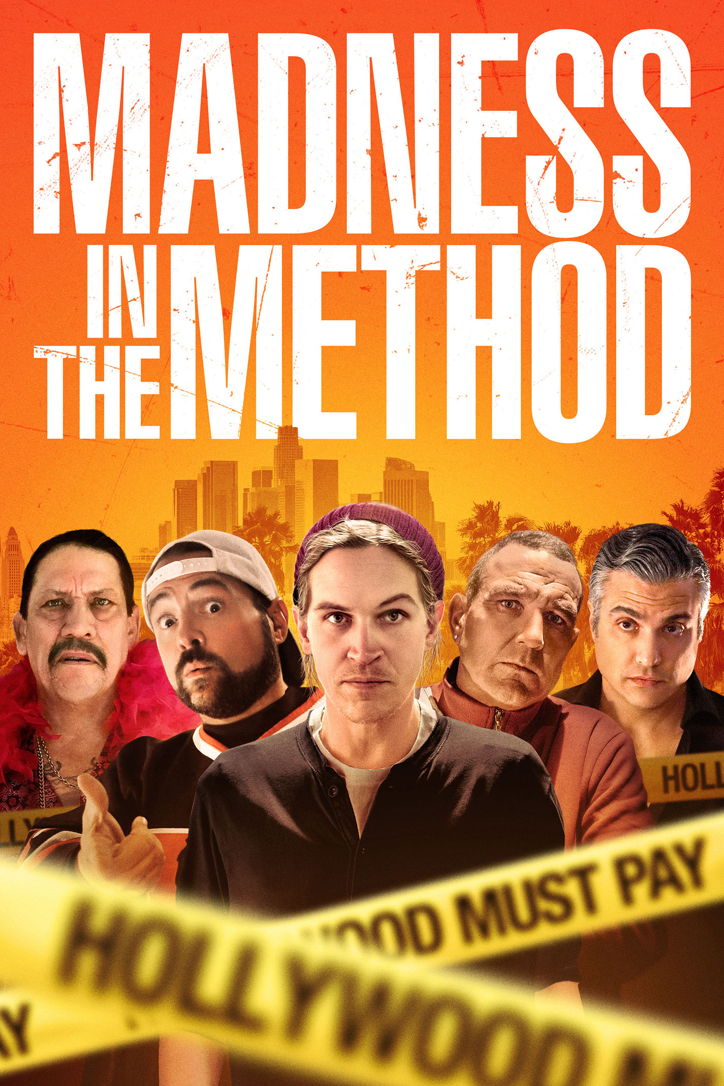 Madness in the Method poster