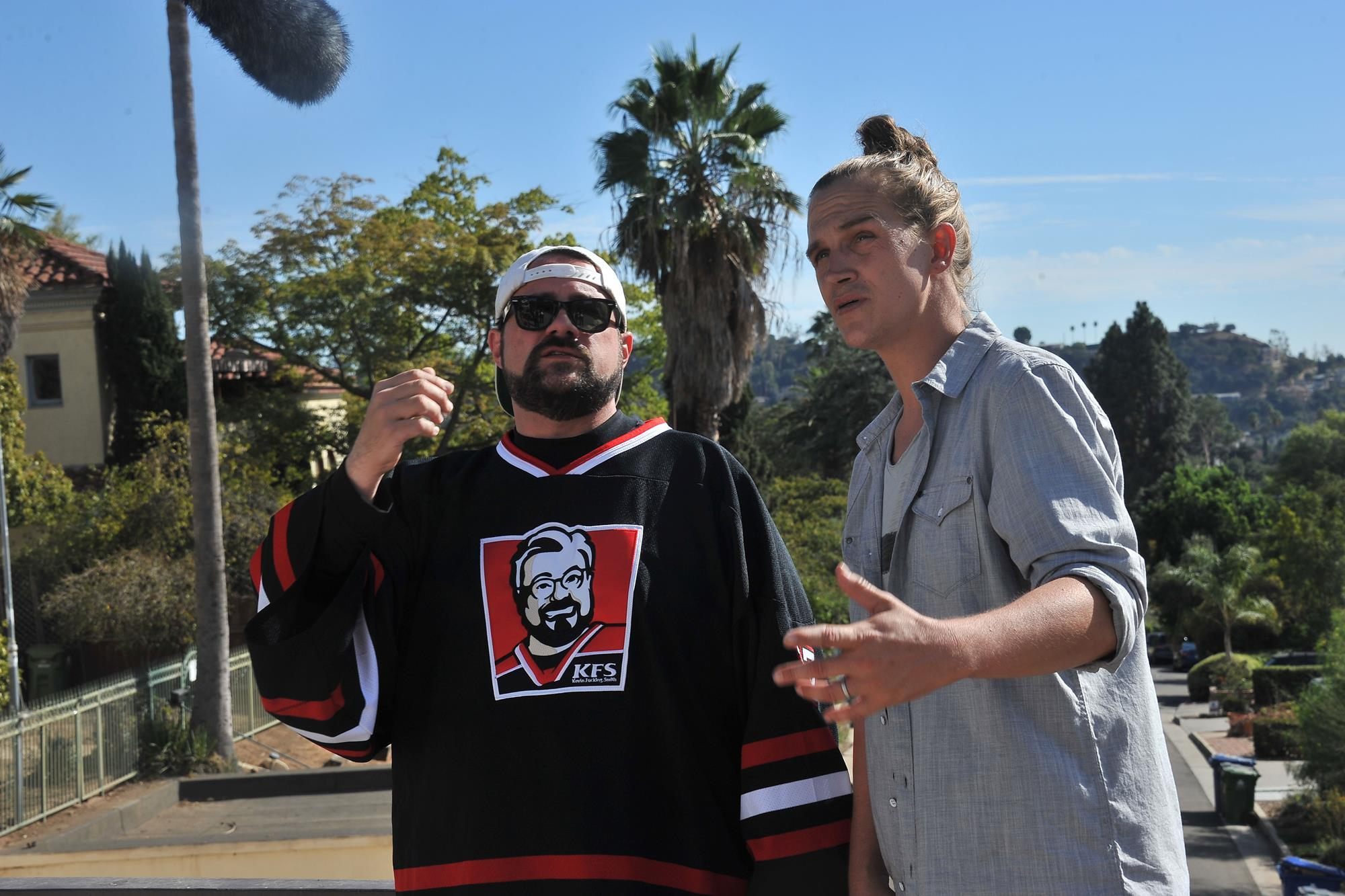 Kevin Smith and Jason Mewes - Madness in the Method