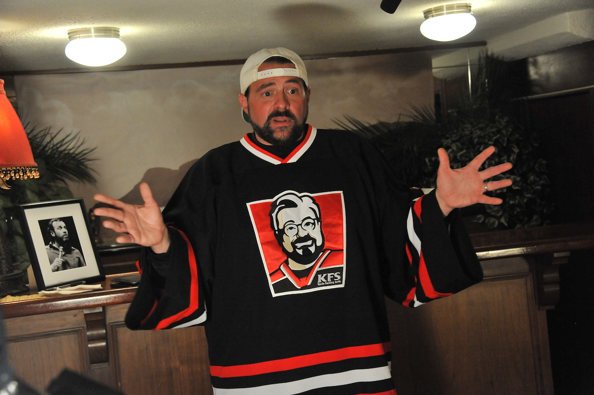 Kevin Smith - Madness in the Method