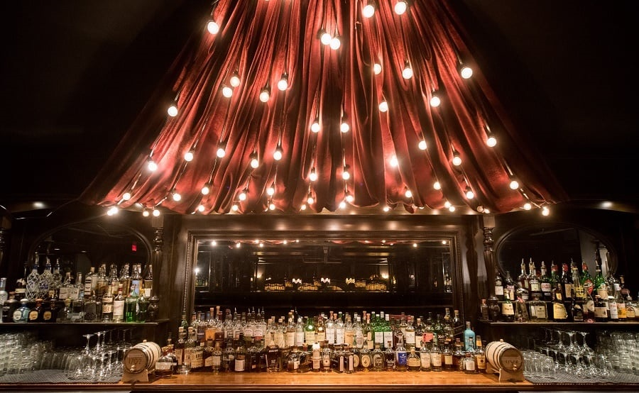 The Speakeasy Bar