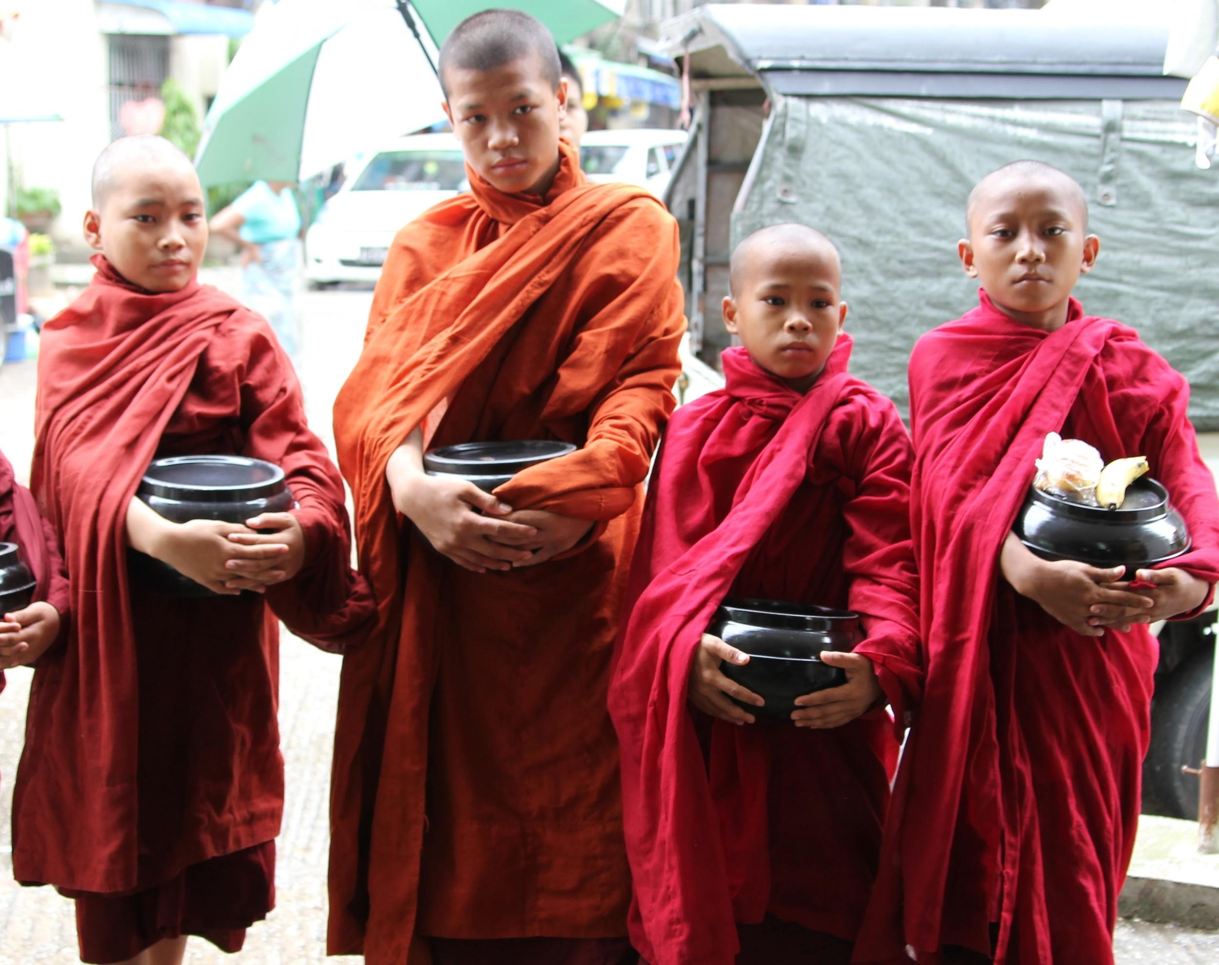 Buddhist Novices 1 - Copy.JPG