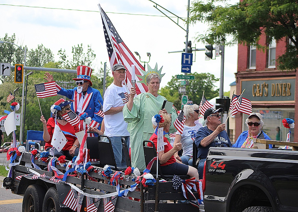 Gouverneur Chamber hosts Flag Day Parade 6 pic.jpg