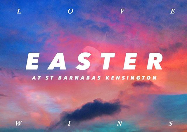 Easter at ST Barnabas,  We have some great services coming up over the Easter period Come and join in! #church #family #fun #easter