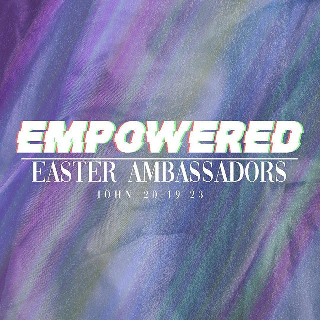 We started the new sermon series entitled Easter ambassadors this week, go and check out on our website Link in bio #church #word #sunday #london #english #french