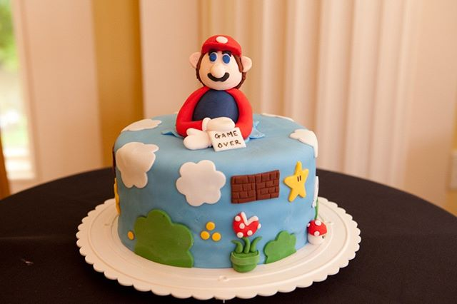 Wedding details are always a fun glimpse into a couple's taste and personality, and this wedding had so many good ones to share for the future, but I will start it off with the groom's cake that was pretty unique! . . . .  #groomcake #supermariobros #childrenofthe80s #yourquestisover #funcakes  #weddingdetails #iloveweddingdetails  #centralcoastweddingphotographer #sloweddingphotographer #sanluisobispoweddingphotographer #santabarbaraweddingphotographer #herecomestheguide #herecomestheguide #travisflynnphotography #travisflynnphoto