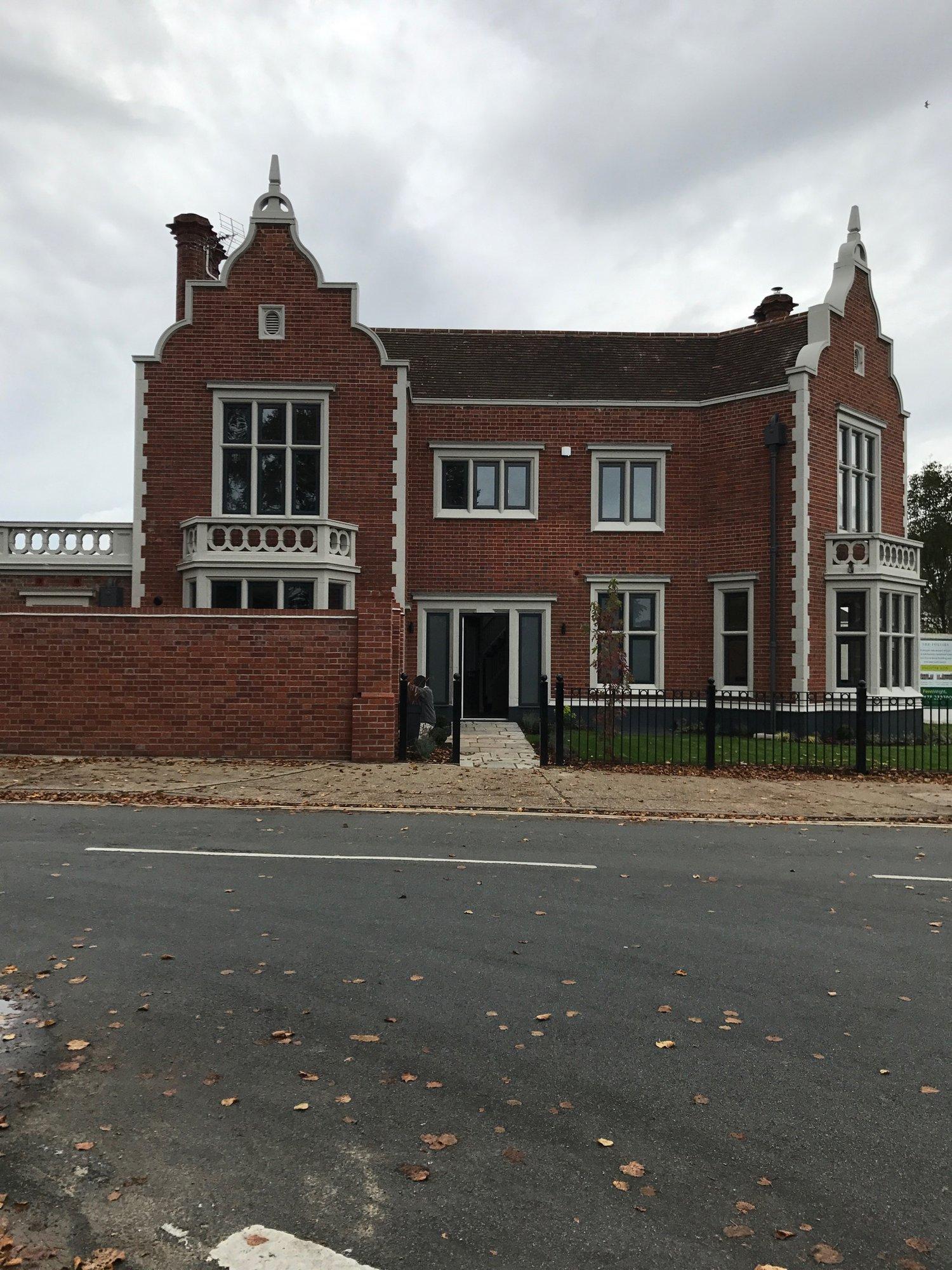 The Crown - Suffolk