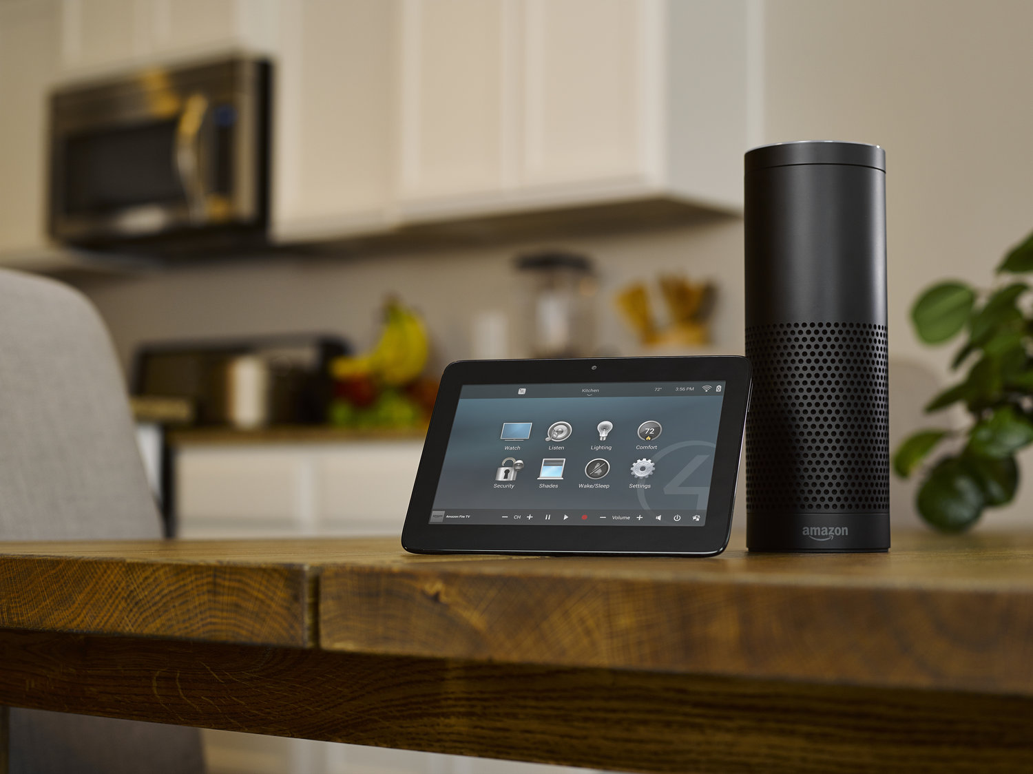 WITH ALEXA, CONTROL YOUR HOME WITH YOUR VOICE