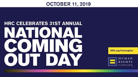 """Happy #ComingOutDay!🌈 Today marks the 31st anniversary of National Coming Out Day that was started by psychologist Robert Eichberg and activist Jean O'Leary, and supported by the Human Rights Campaign. This day is to celebrate the bravery of coming out, as well as to celebrate and promote visibility of the LGBTQ community. 🏳️🌈🏳️⚧ Thank you to all who offer love and support to those who are coming out today, and every day. We recognize that those who are not out yet, should not feel pressured to come out today. Not everyone is in a family, community, or place where they can safely out themselves, and ask that those who support them remember to let them come out in their own time. 🙂  In honor of this day, we are offering a FREE download of the """"Coming Out"""" chapter from """"Yay! You're Gay! Now What?"""" By Riyadh Khalaf who's coming out story inspired so many others. Download here: https://quartokno.ws/comingout . You can also stop by the shop and pick up a hard-copy of the book, among other LGBTQ books for all ages! 🎉  For resources on coming out, visit the following links: http://bit.ly/hrlgbtq & http://www.hrc.org/comingout"""