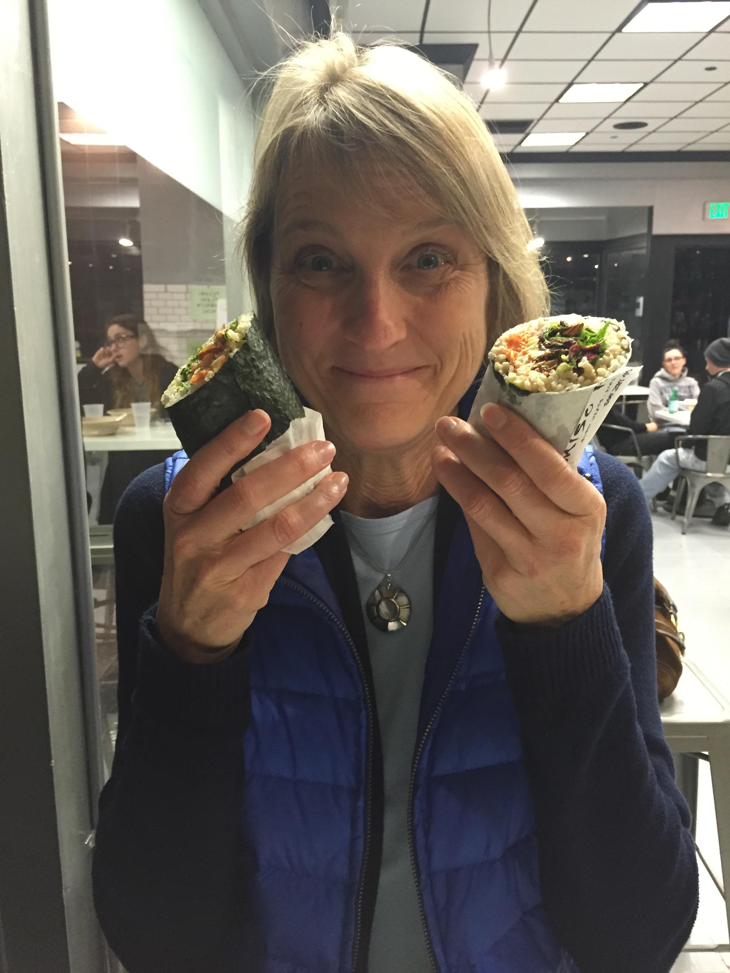 Sushi can be safe! -Miso Hungry, Santa Barbara, CA