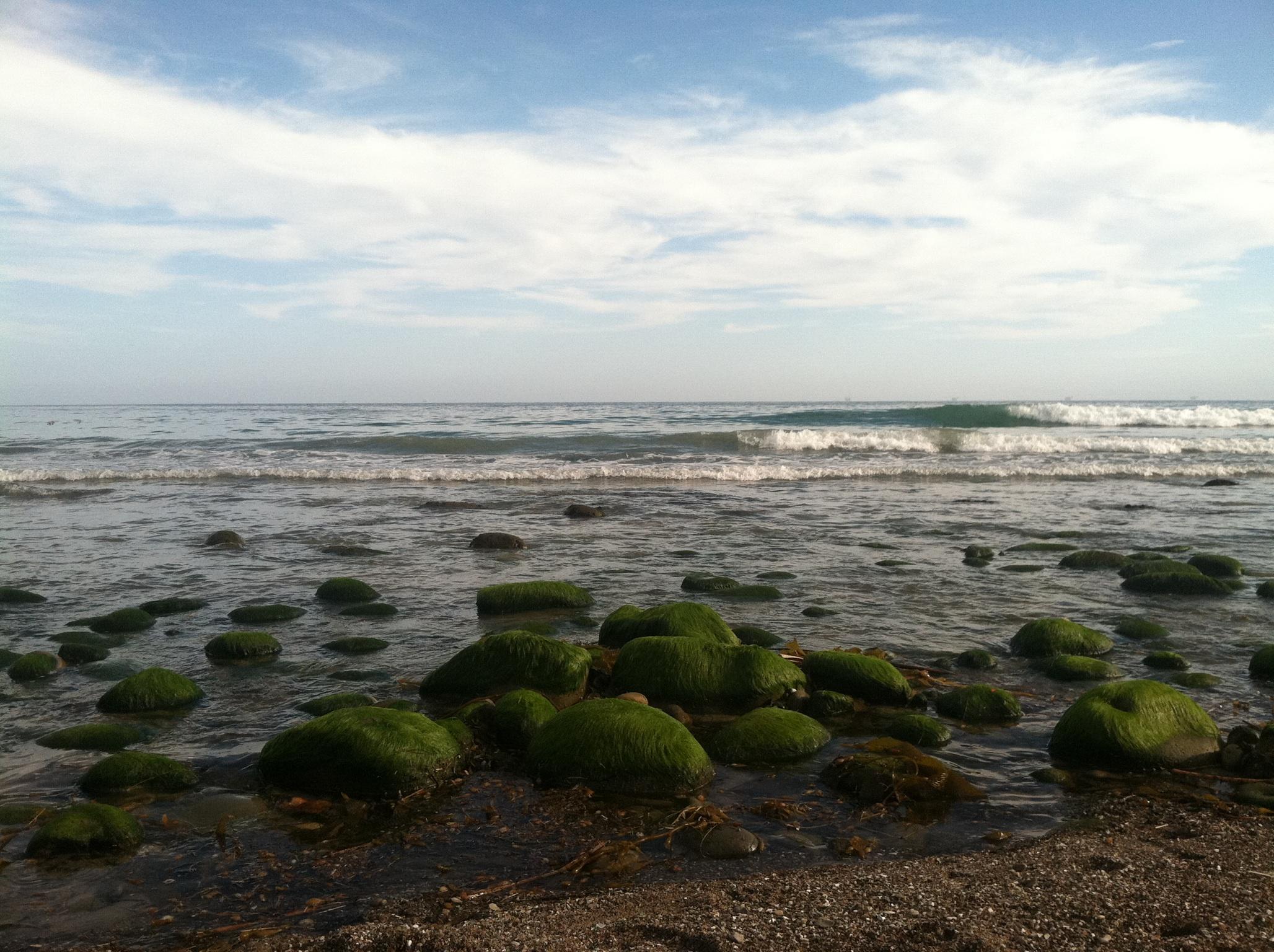 Santa Barbara Beach View