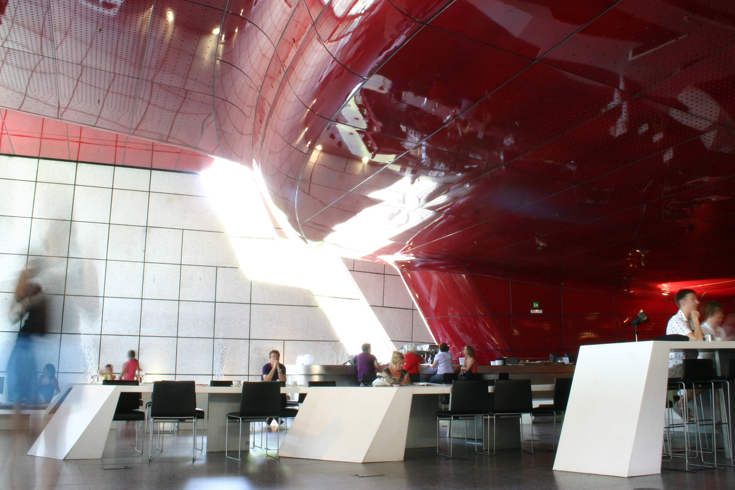 Museo Reina Sofia Extension, Madrid - Jean Nouvel