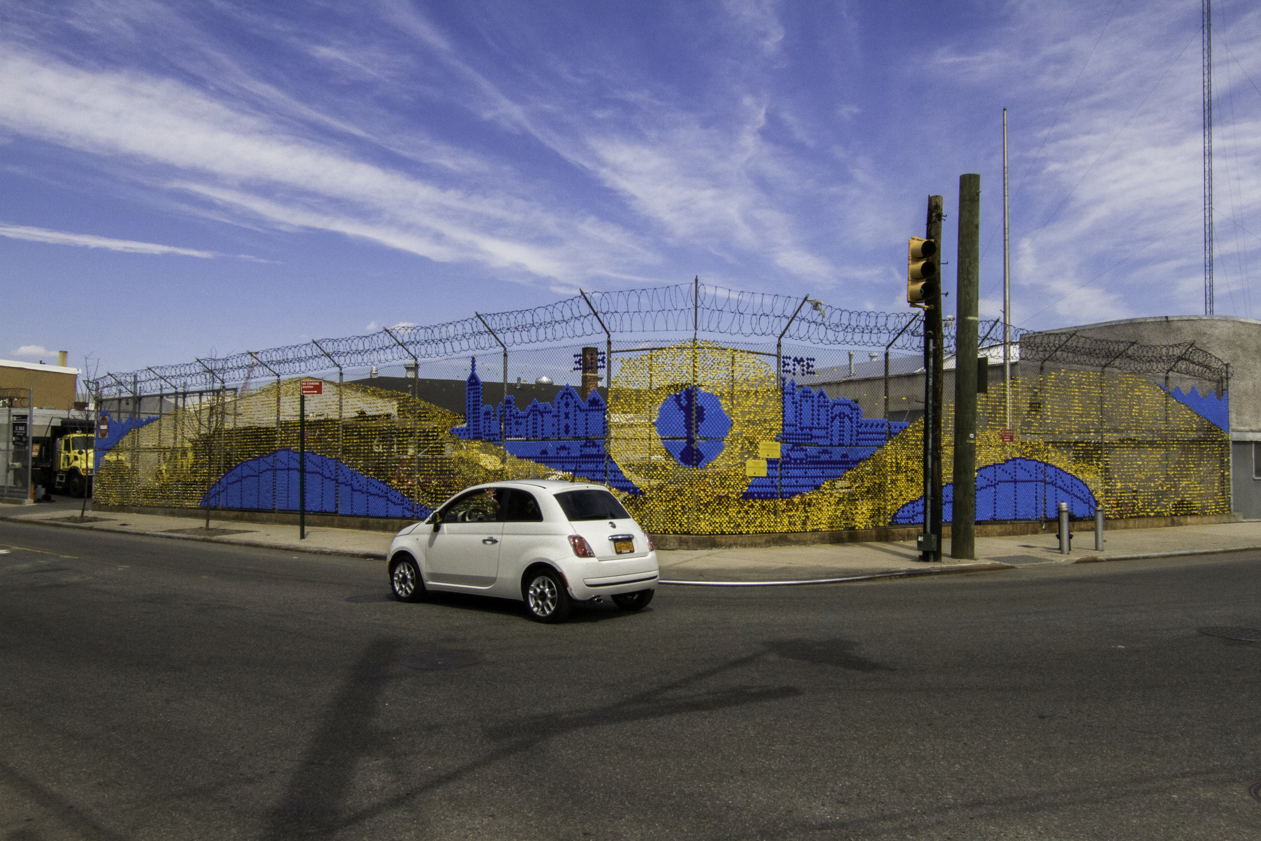 Mariposas Amarillas, Port Richmond, Staten Island - Lina Montoya and Project Urbanista
