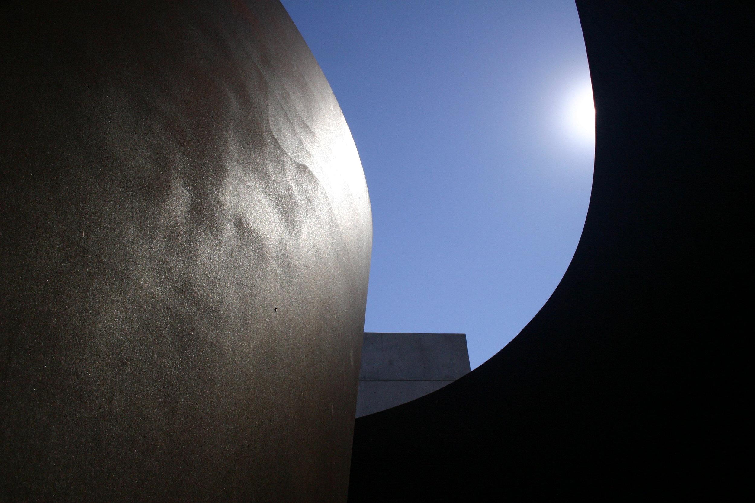 Joe, St. Louis, Missouri - Richard Serra