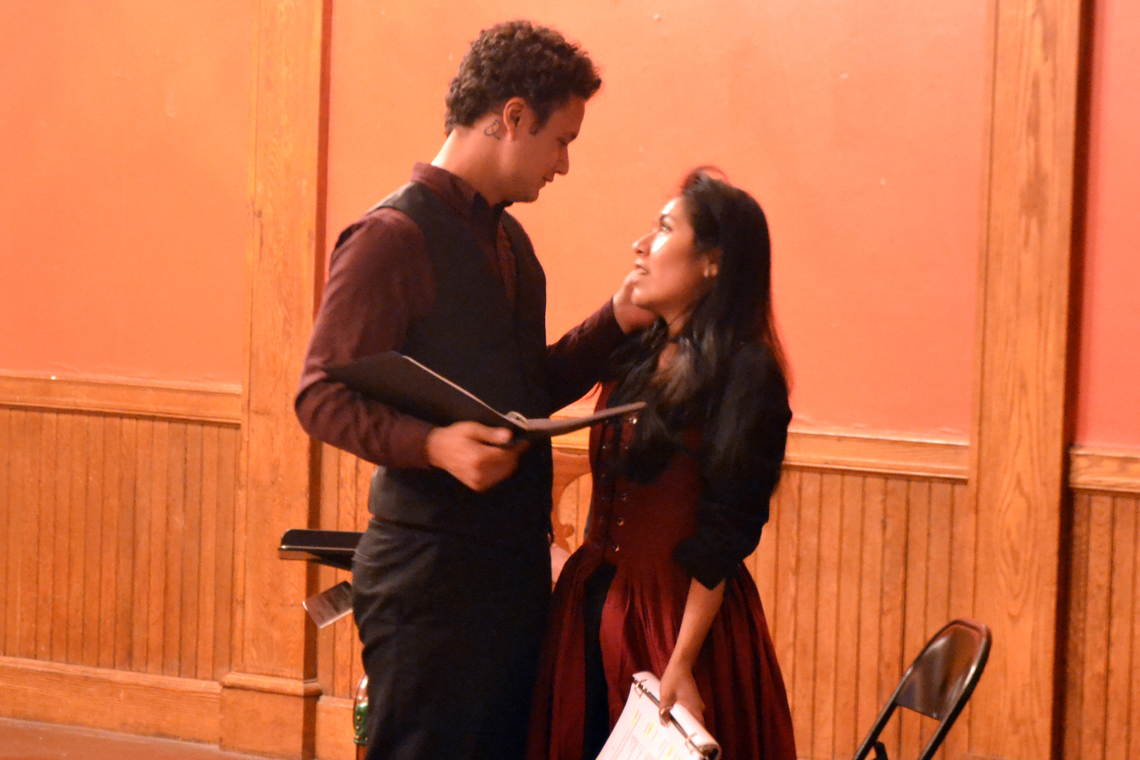 Gabriel,  Gabriel  with Everyday Inferno Theatre Co.