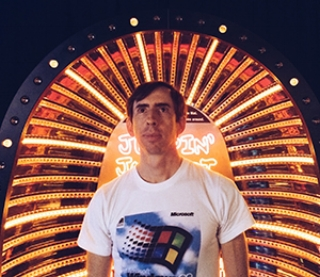 Photo taken at Art Basel or Dave & Busters. Not sure.