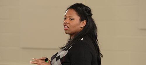Pulse facilitator Talia Dukes talks about the mentor/mentee relationship