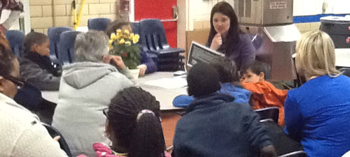Dental care presentation as part of the physical pathway at WHE PTO Jan 2014