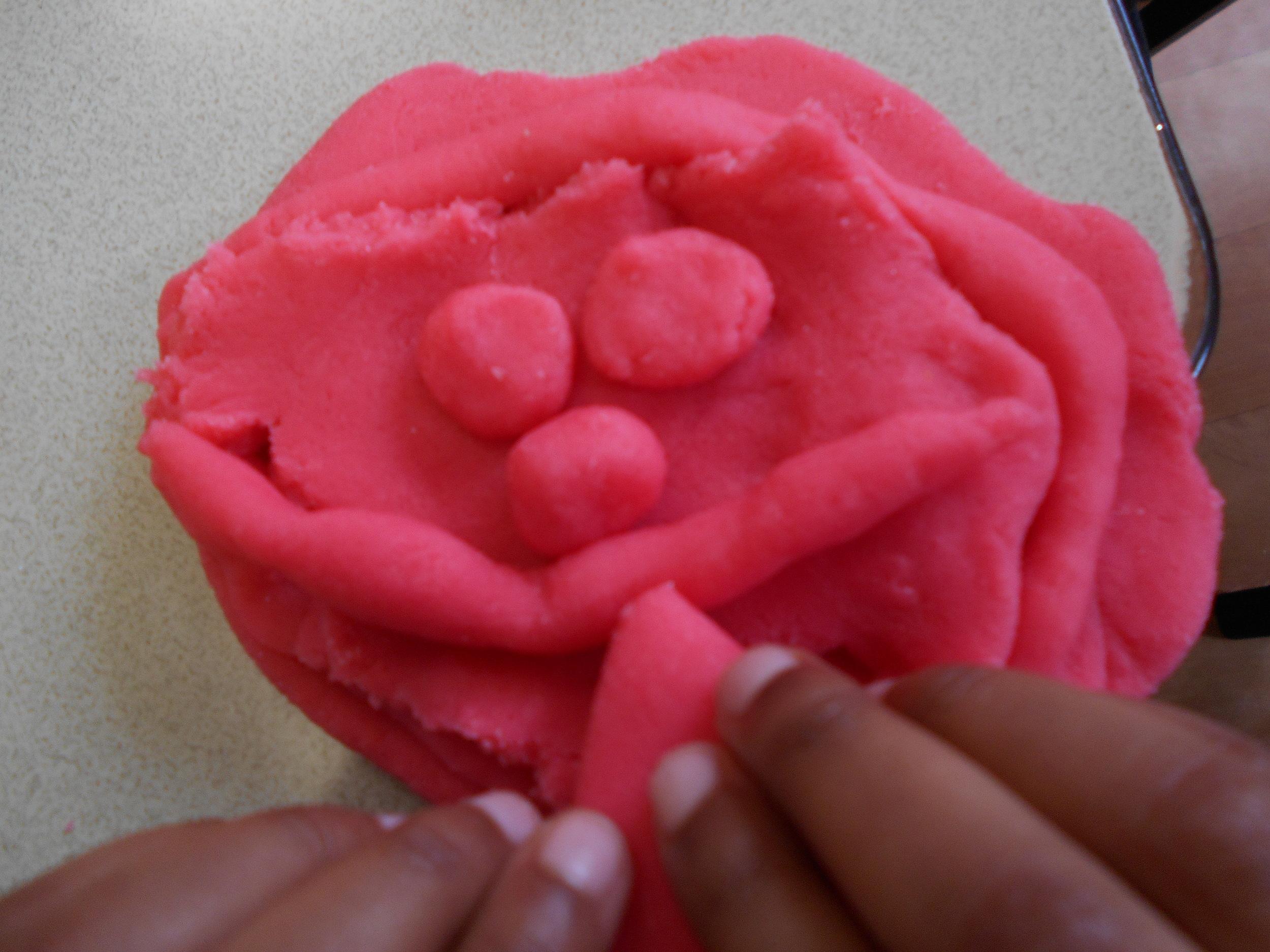 Play Dough Face