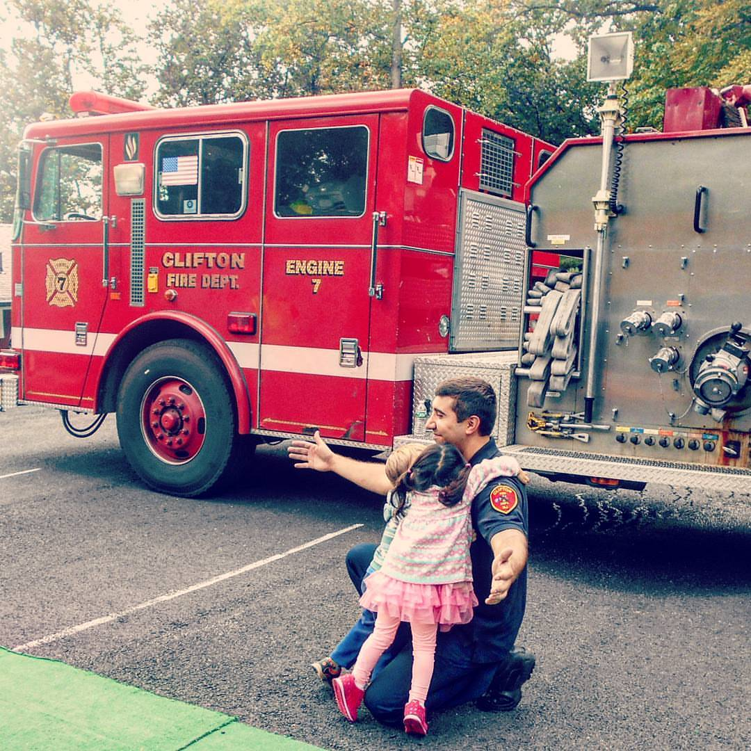 """The children here are so sweet and so loving!"" -Cliftonfiredepartment"