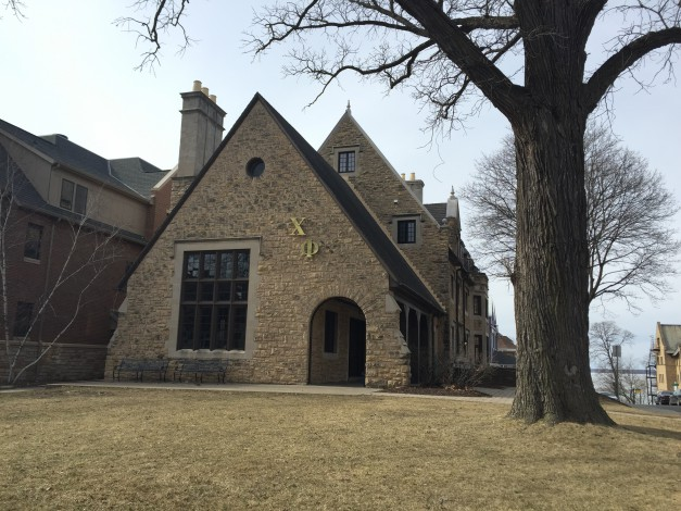 Chi Phi's Kappa chapter did not appeal UW Committee of Student Organizations' decision to revoke the fraternity's status as a registered student organization. The fraternity's national organization has since suspended the chapter's charter.