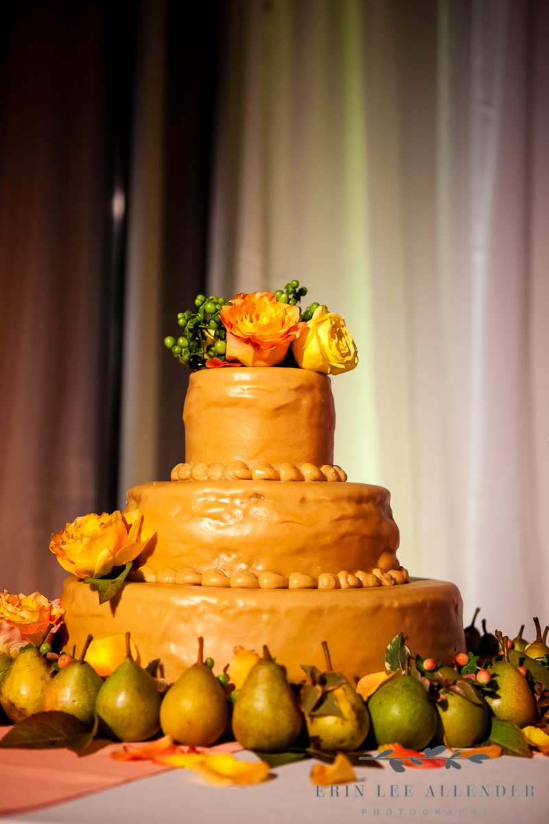 Carmel_Frosted_Wedding_Cake