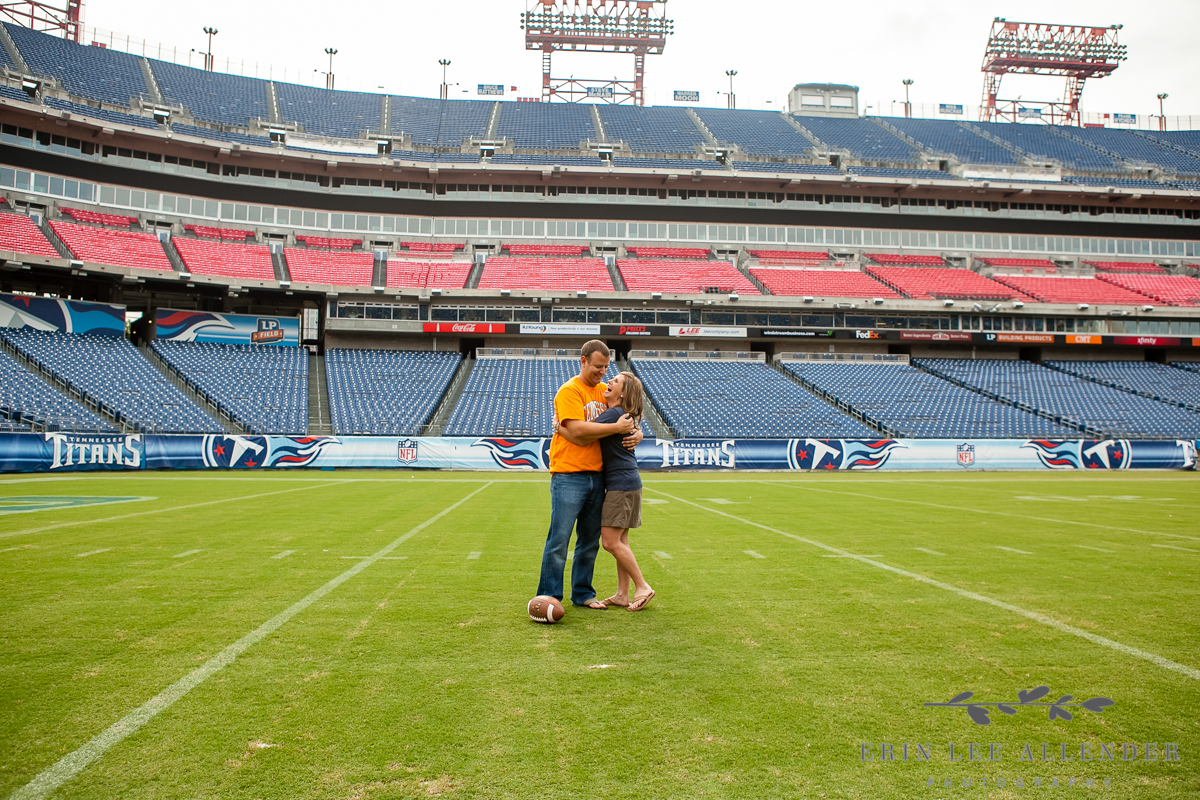 Engagement_Session_On_Football_Field