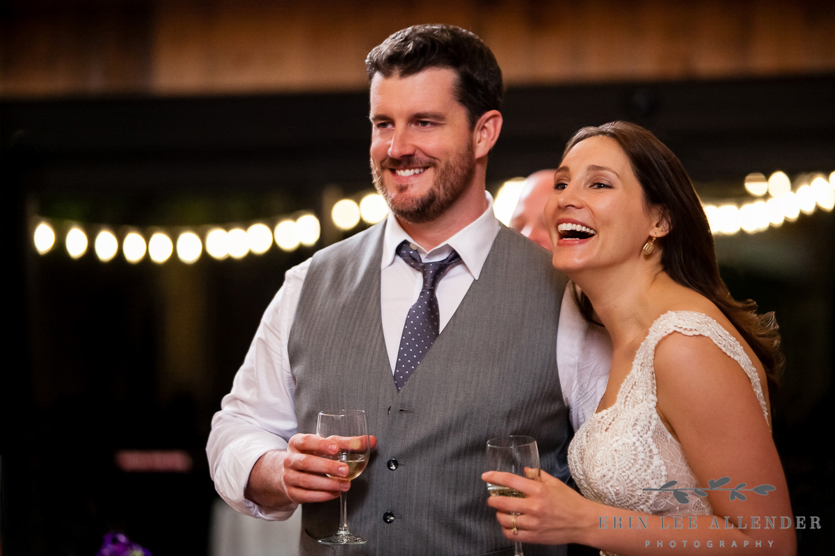 Bride_Groom_Laugh_At_Toasts