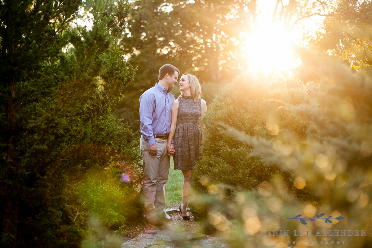 Sunset_Cheekwood_Engagement