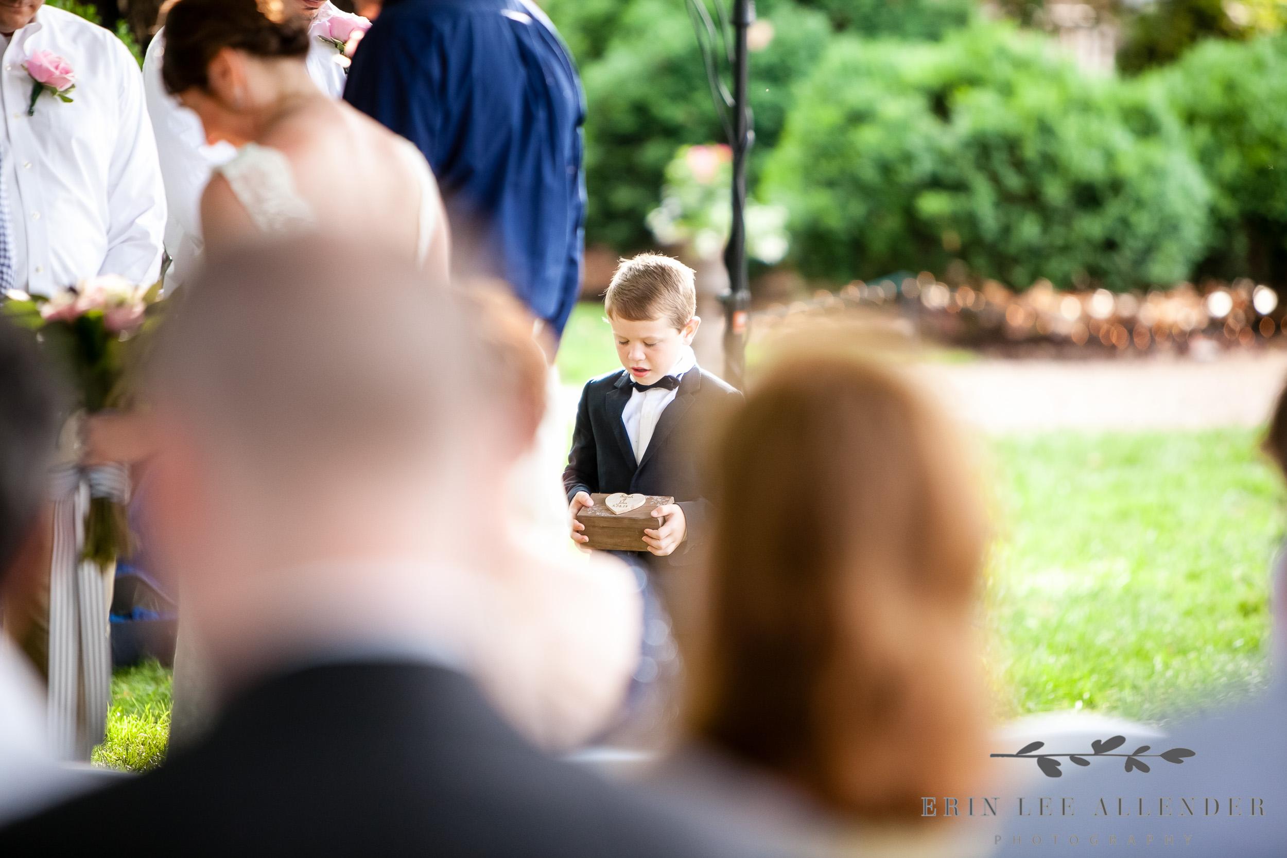 Ring_Bearer_Prays_During_Ceremony