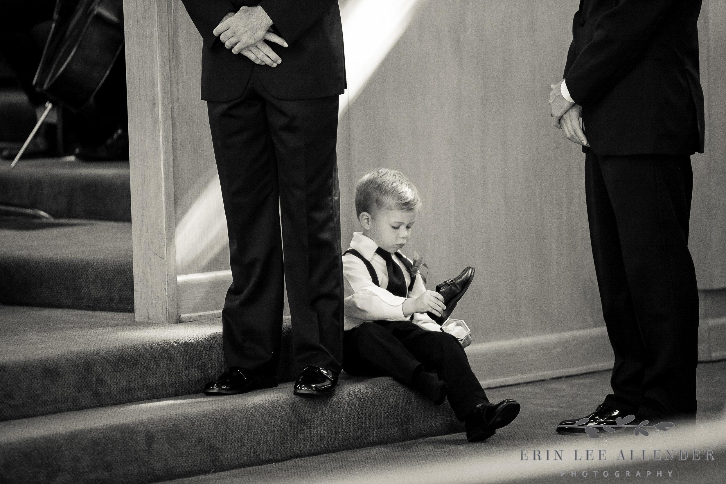 Ring_Bearer_Misbehaving_During_Ceremony