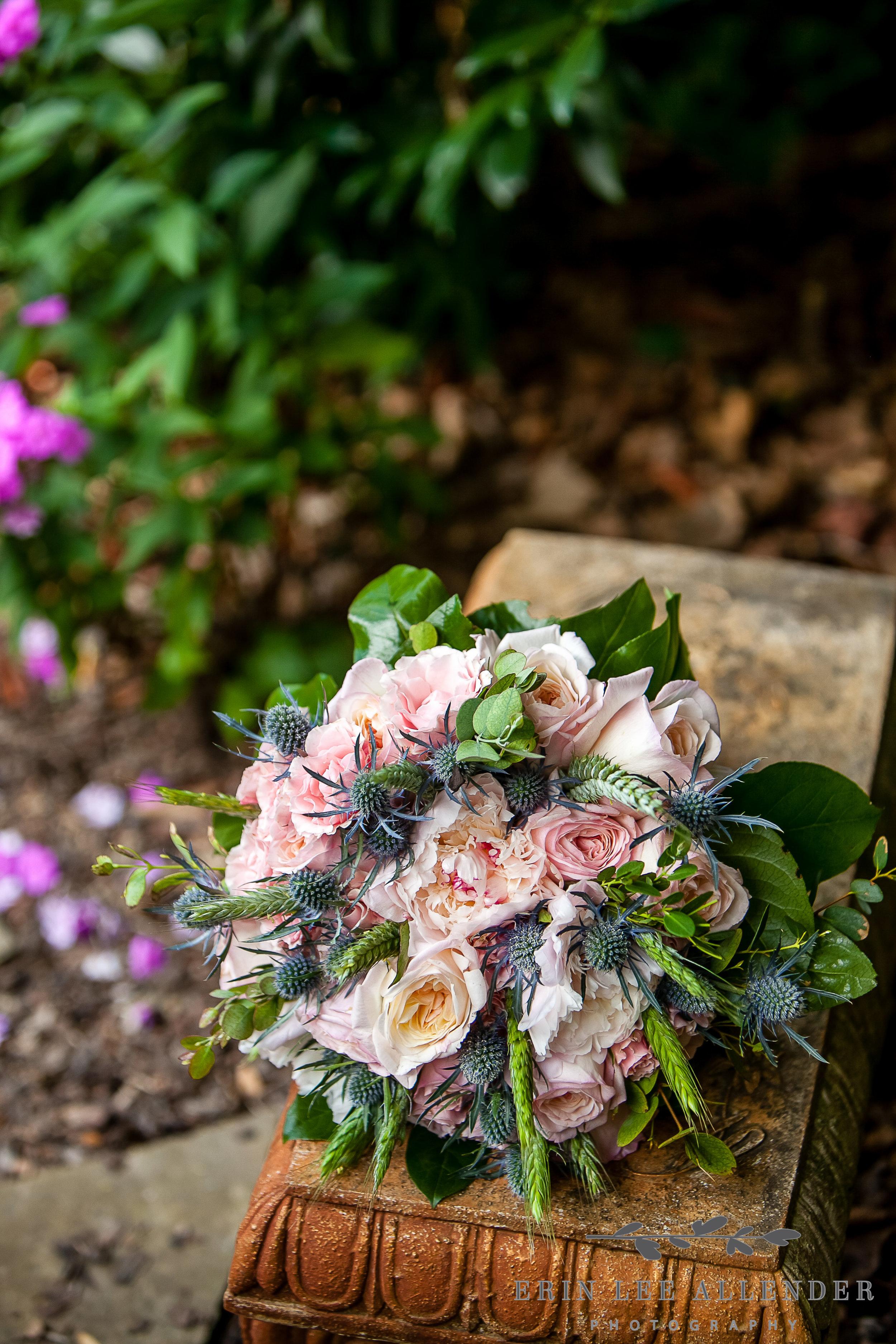 Rose_Blue_Thistle_Flower_Bouquet