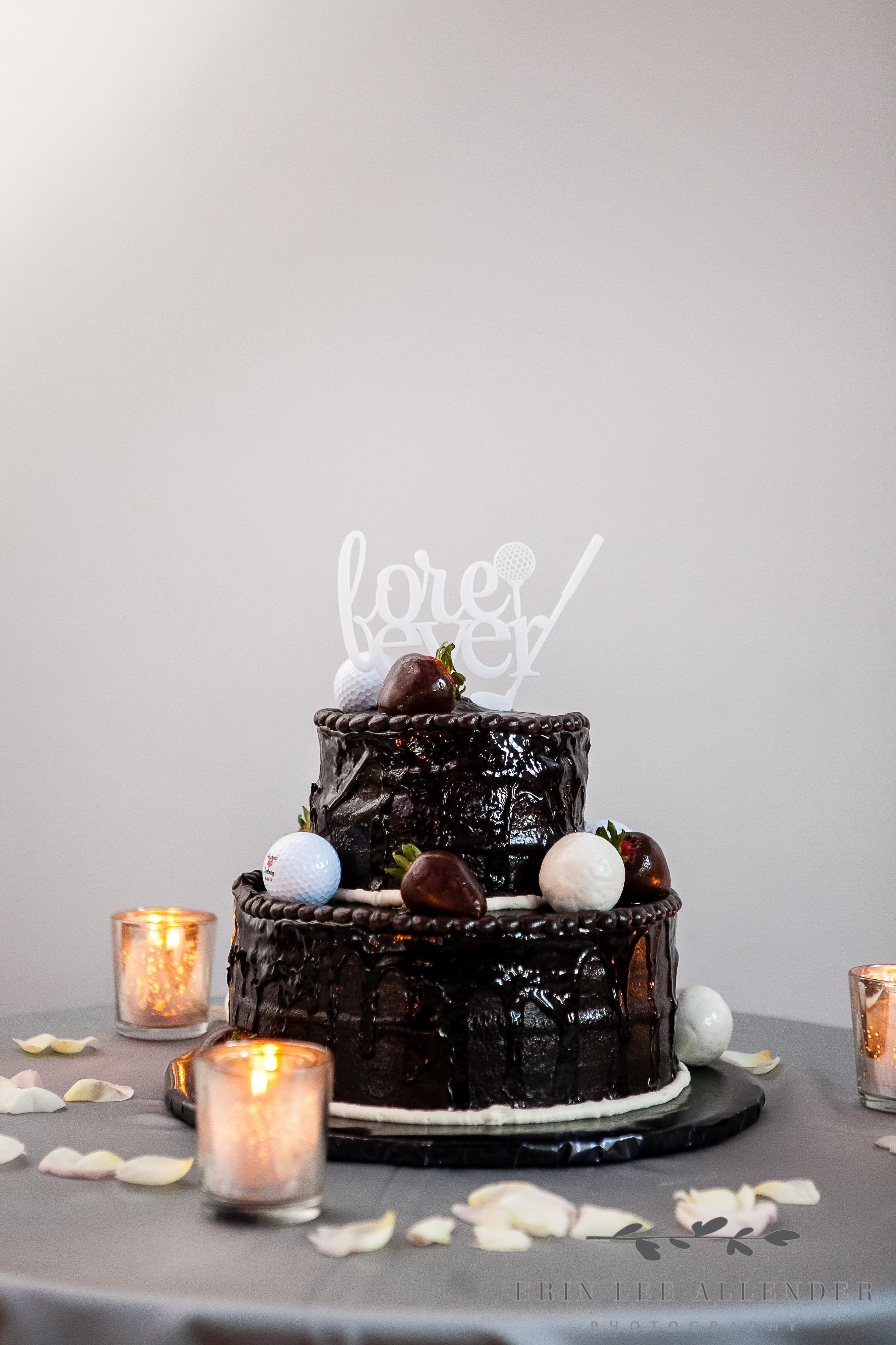 Chocolate_Golf_Grooms_Cake