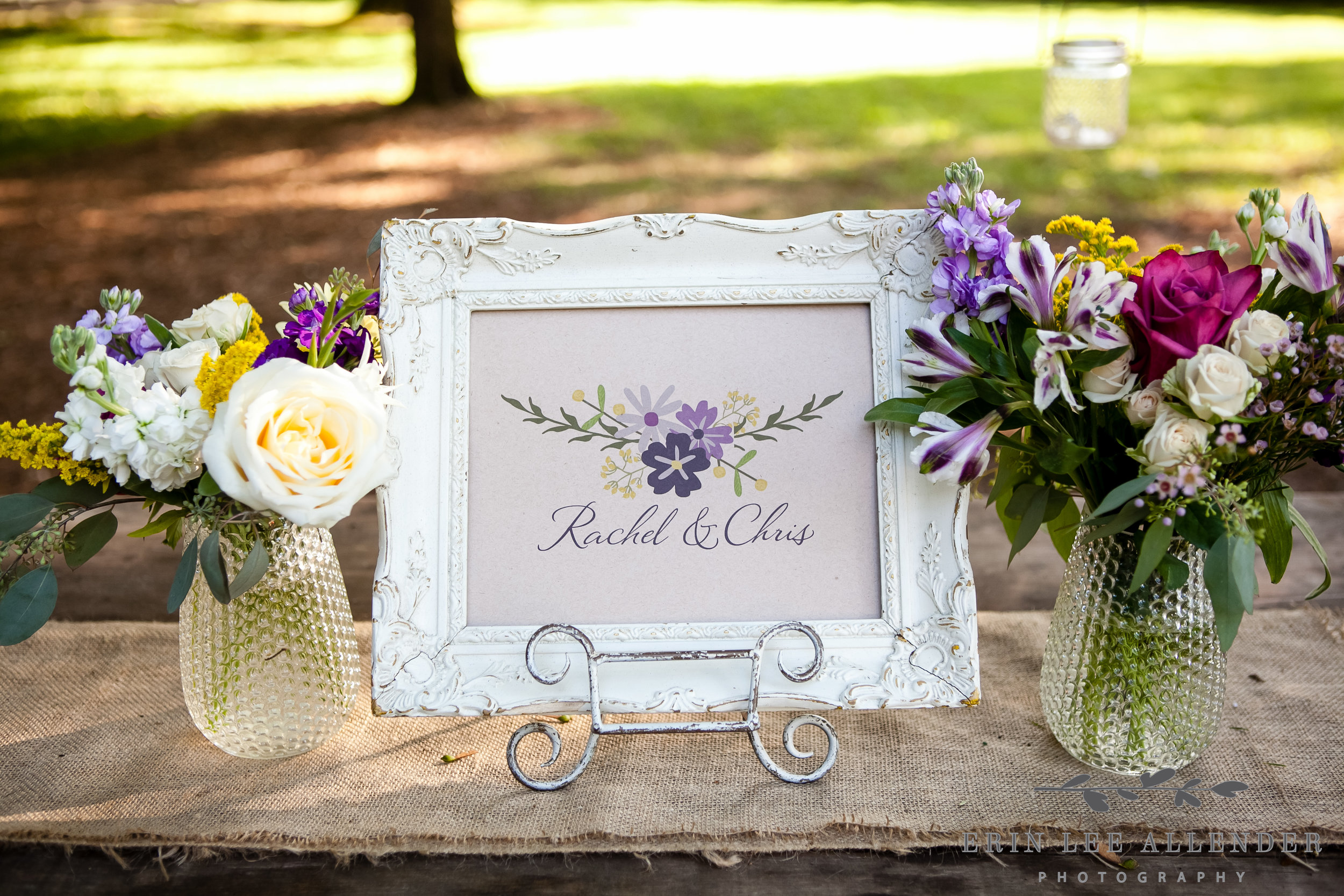 Purple_Wedding_Signage