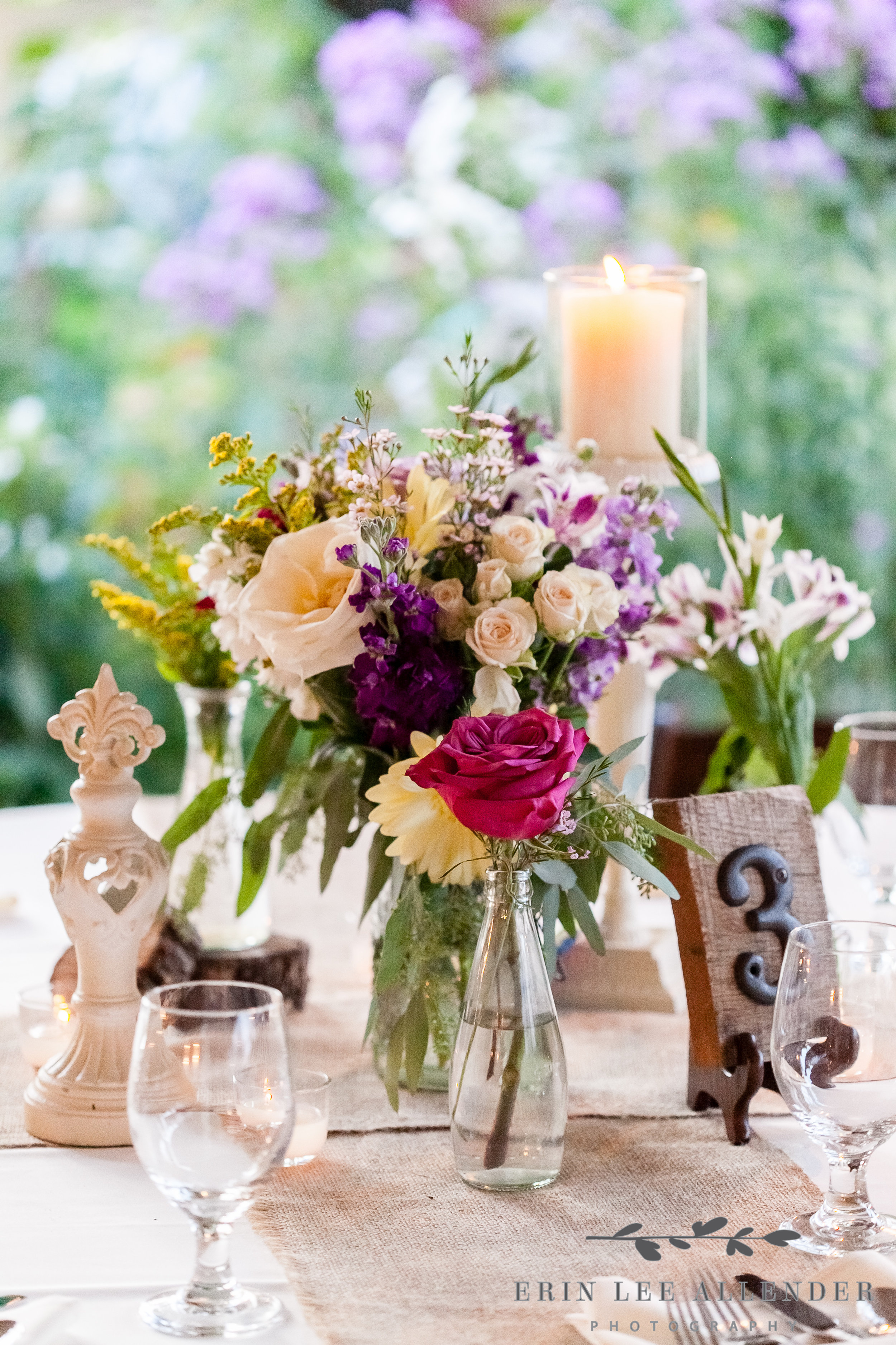 Wildflower_Wedding_Centerpiece