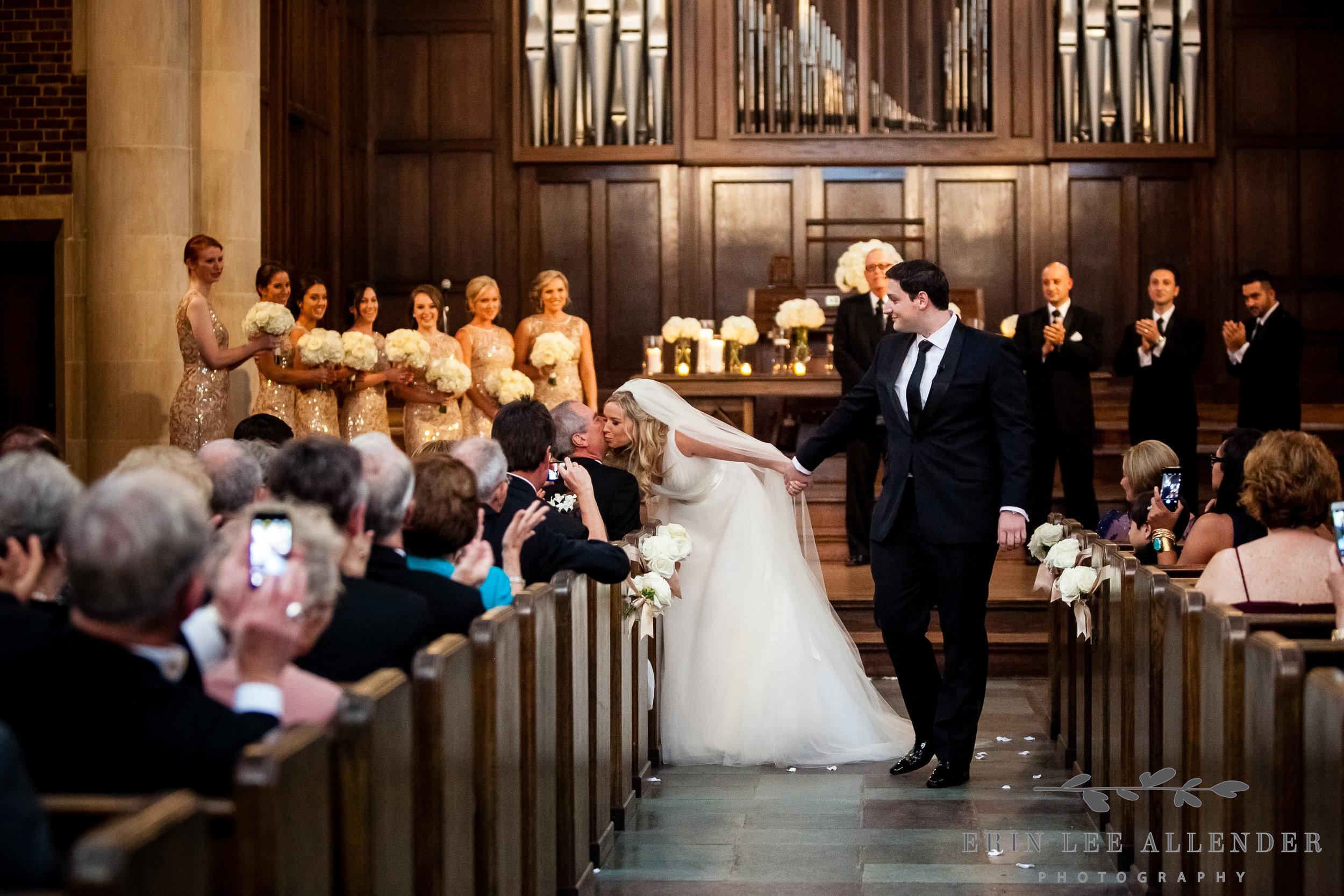 Bride_Kisses_Dad_Walking_Down_Aisle