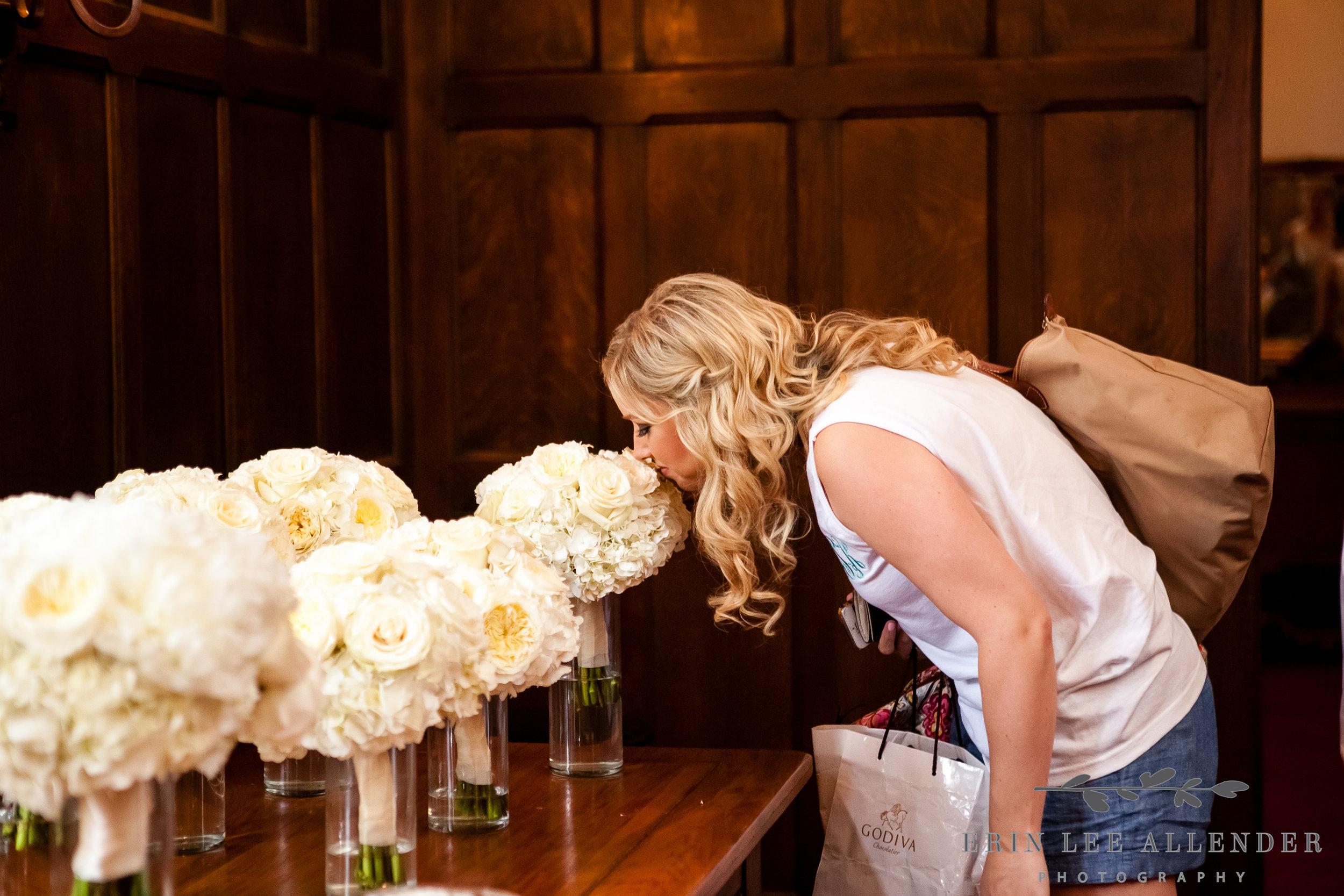 Bride_Smells_Her_Flowers