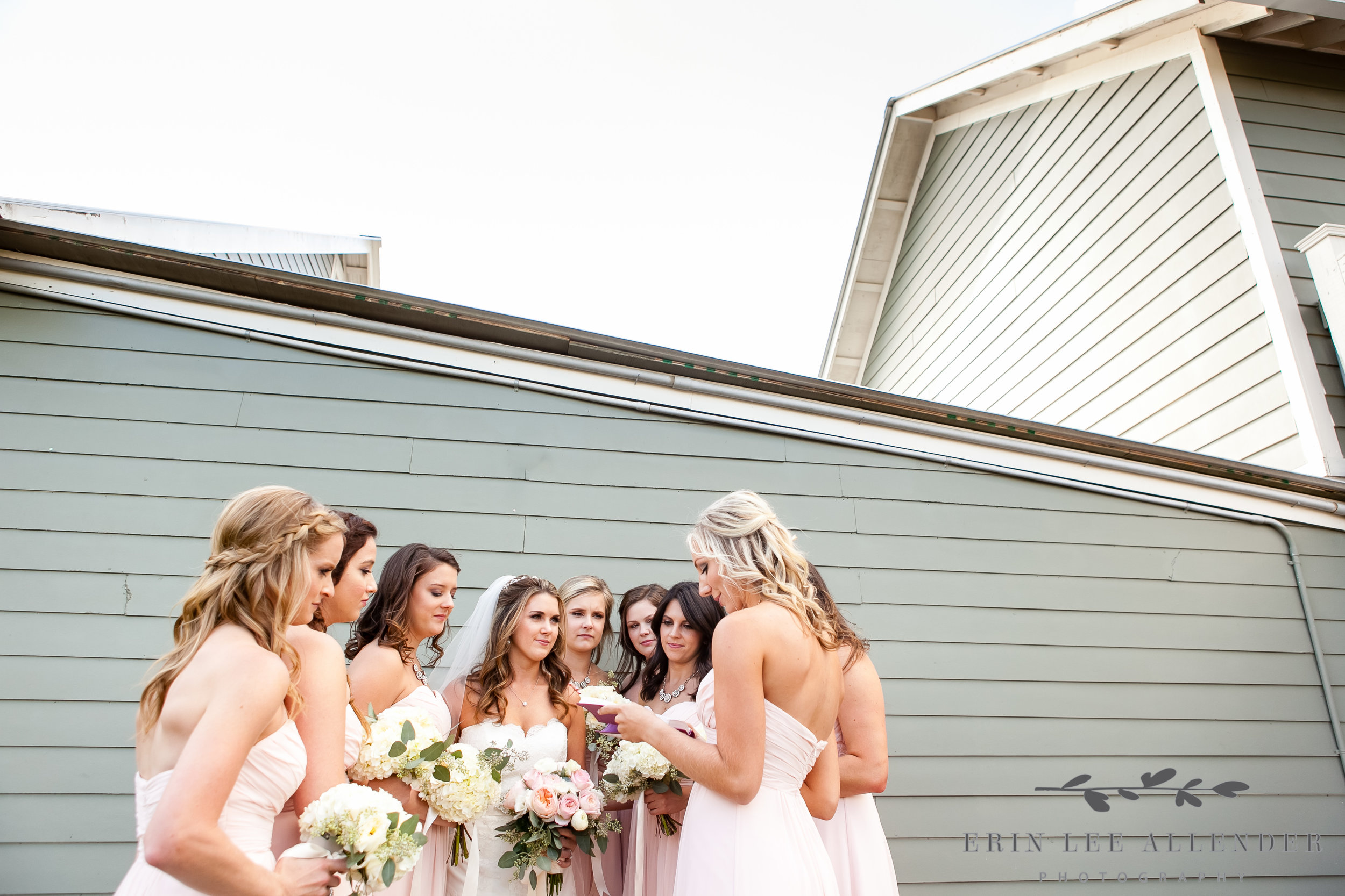Maid_Of_Honor_Prays_Over_Bride