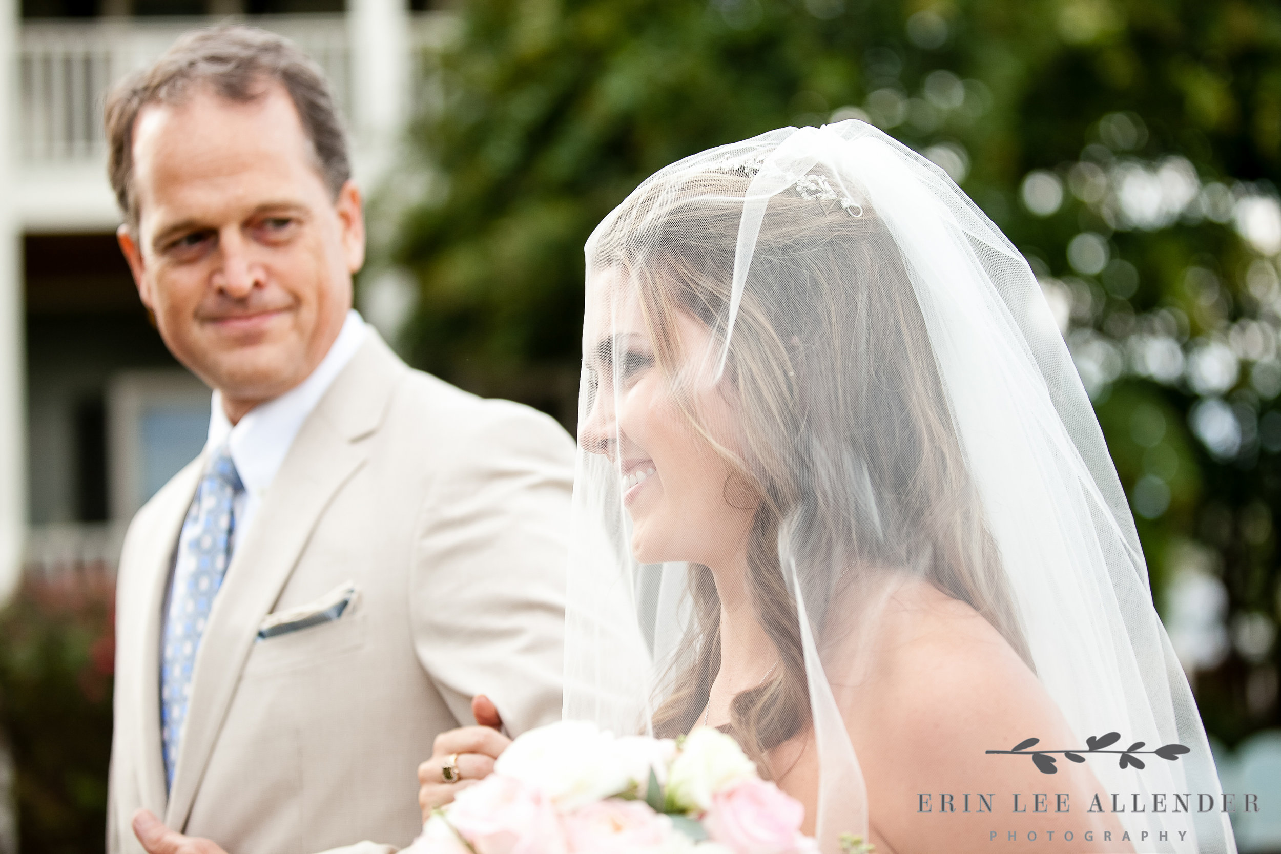 Dad_Looks_At_Bride_ When_ He_Walks_Her_Down_The_Aisle