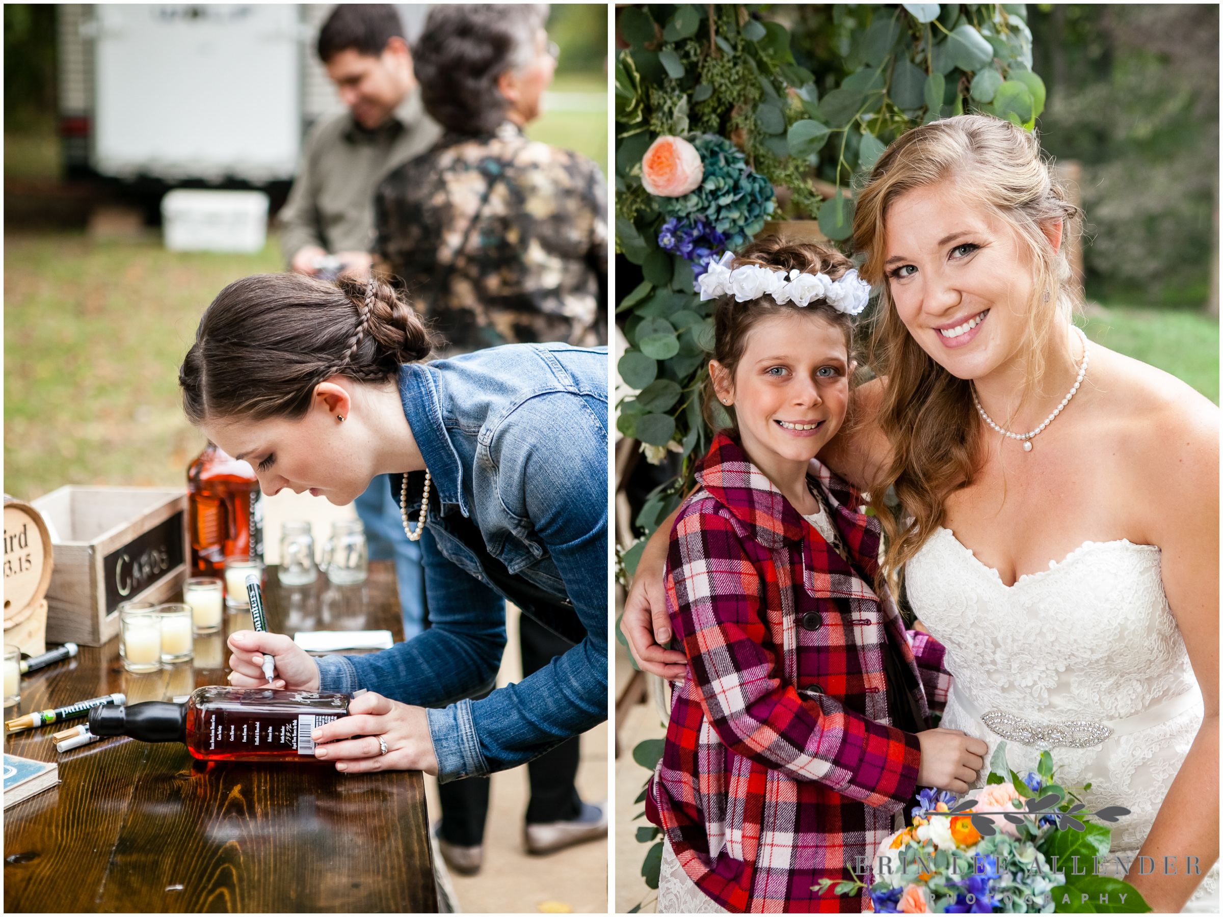 Bride_With_Flower_Girl