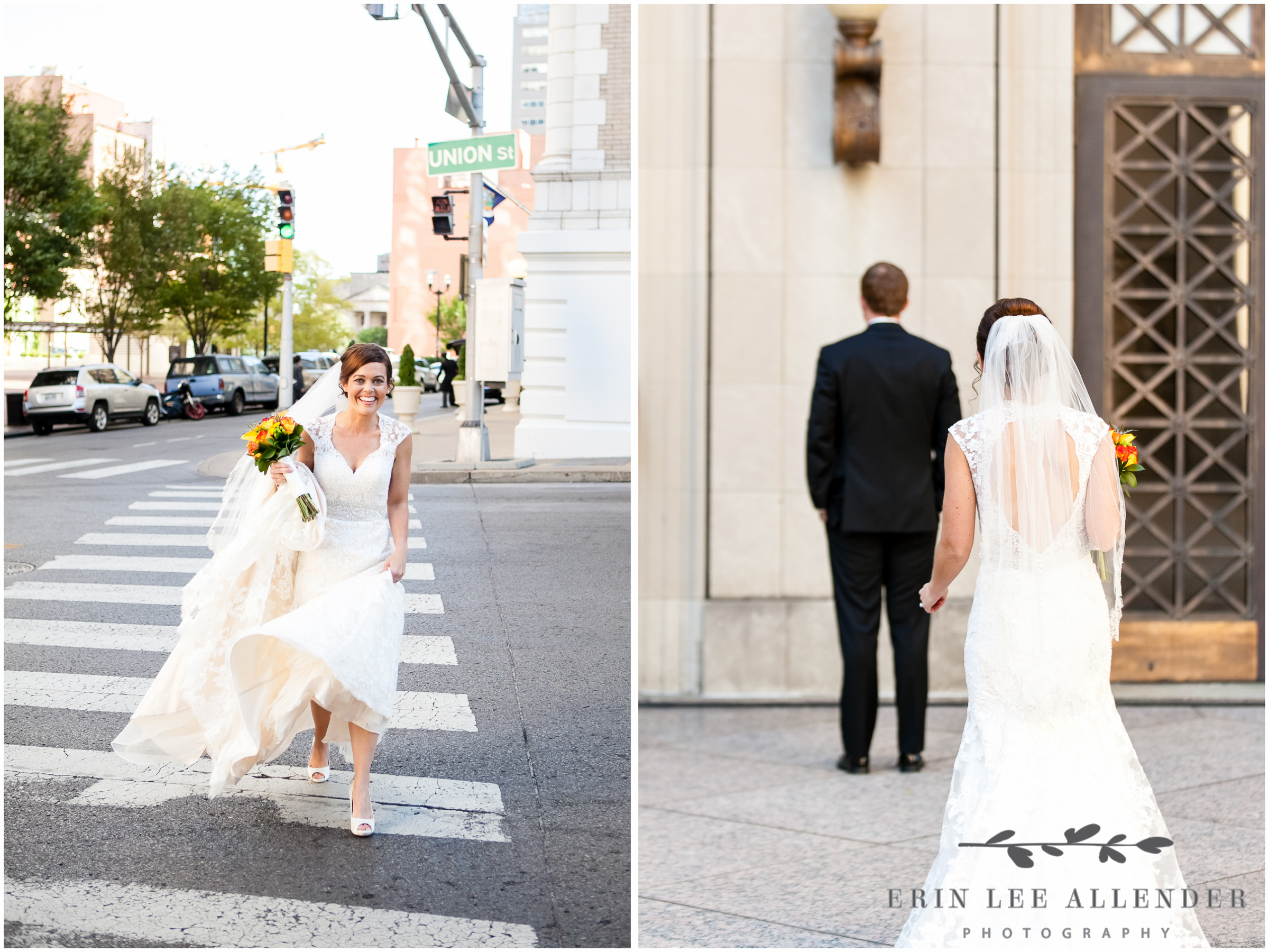 Bride_Walks_to_First_Look