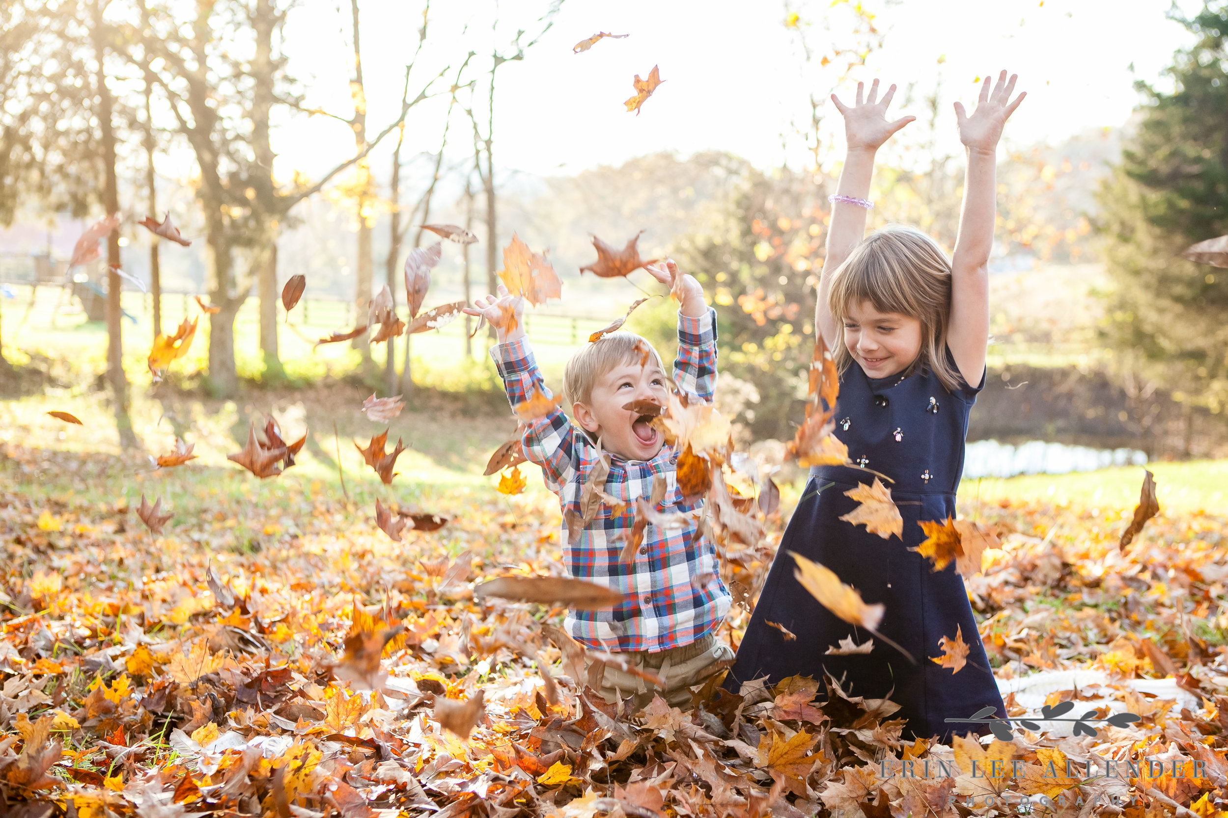 Children_Playing_In_the_leaves