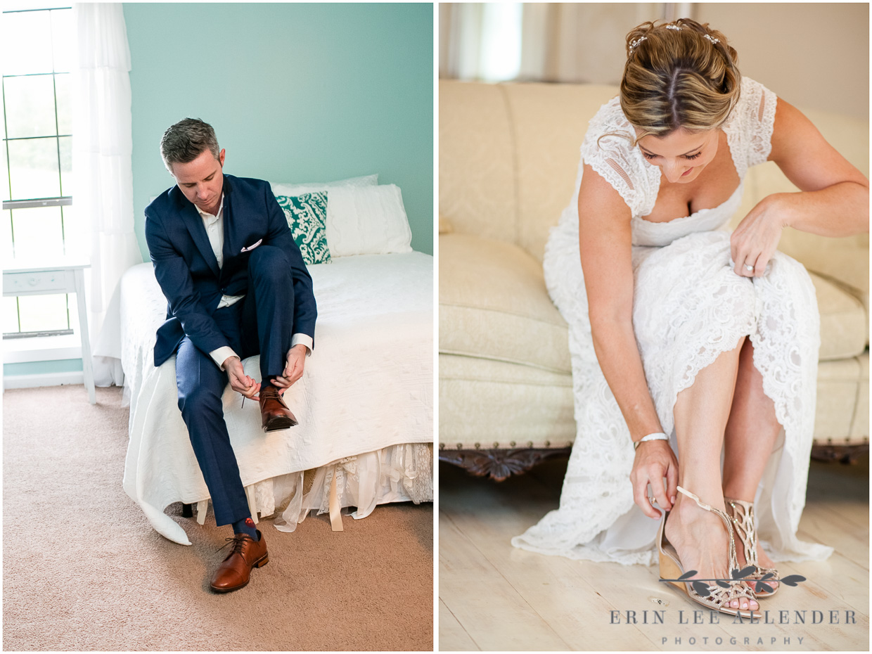 Bride_Groom_Putting_On_Shoes