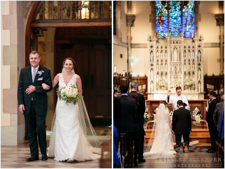 Bride_Enters_All_Saints_Chapel