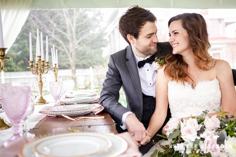 Bride_Groom_Look_At_Each_Other