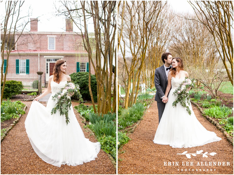 Bride_In_Front_Of_Plantation
