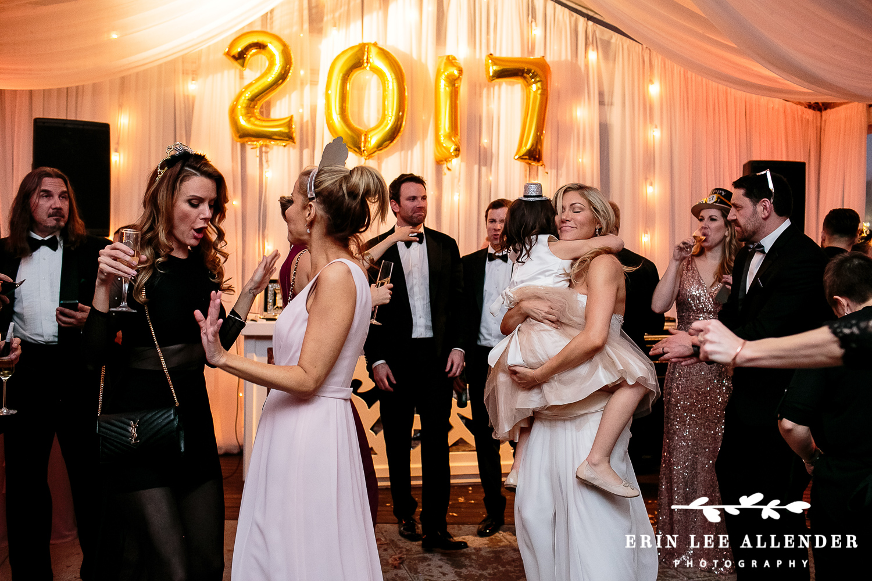 Bride_Hugs_Niece_New_Years