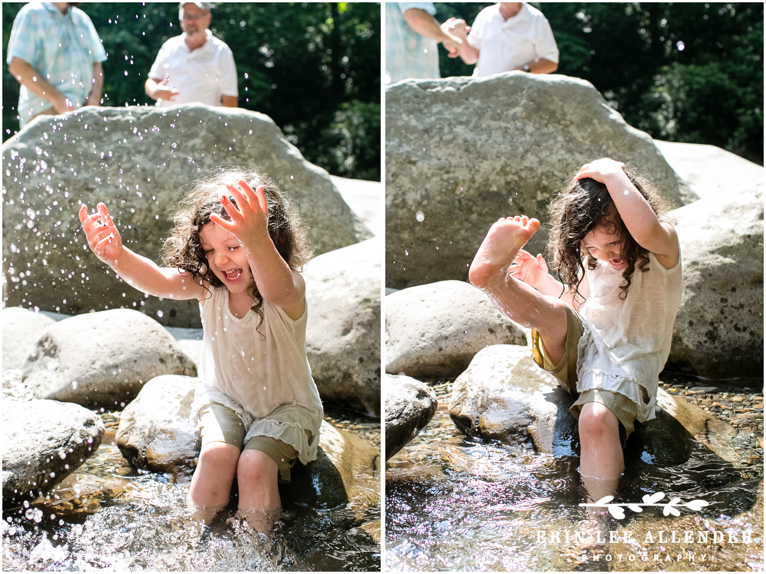 Child_Plays_In_Mountain_Stream
