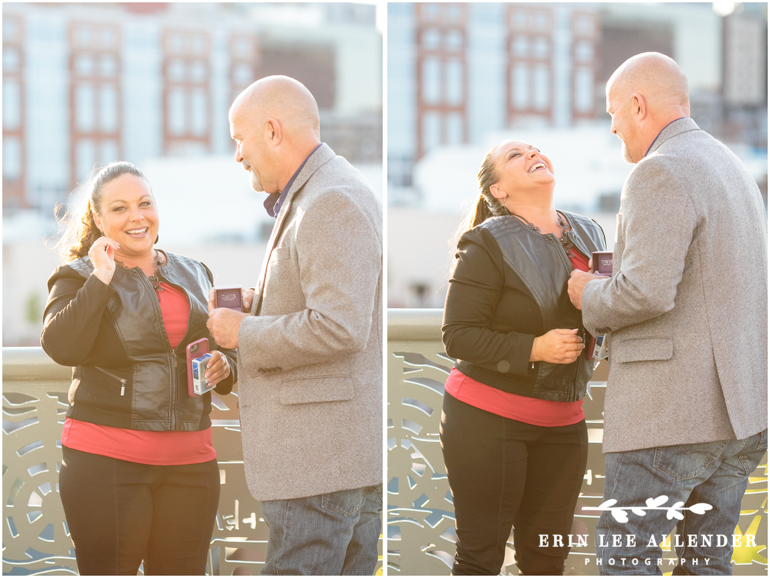 Bride_See_Photographer_During_Marriage_Proposal