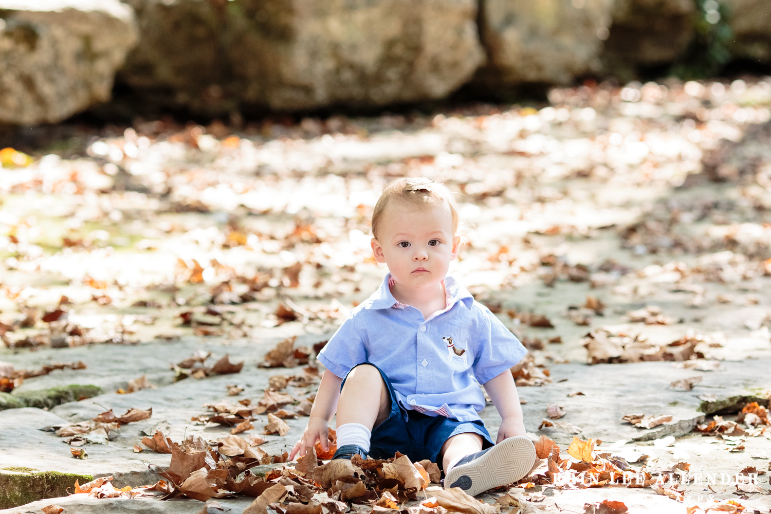 Little_Boy_With_Leaf_On_His_Head