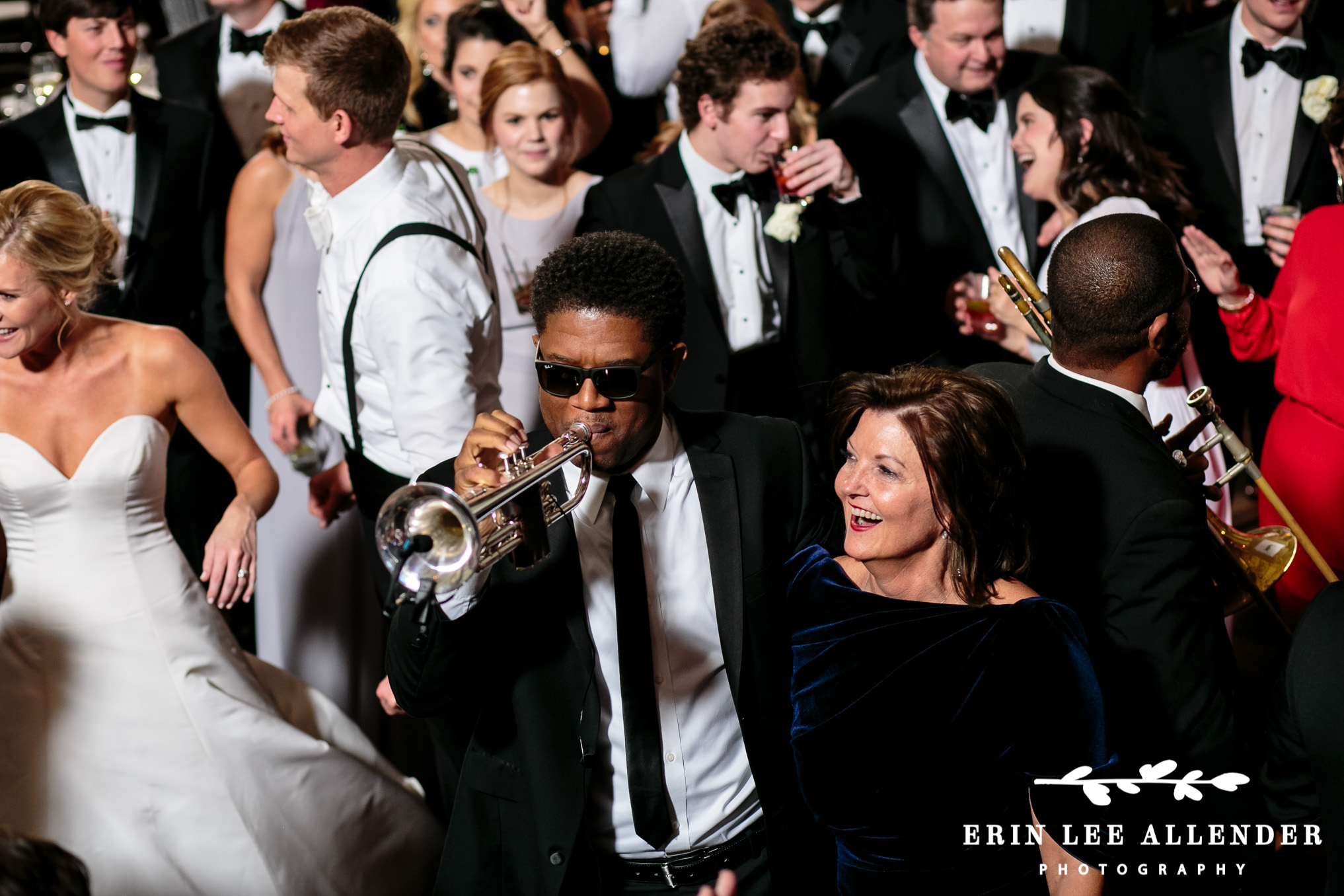 Trumpeter_In_Crowd
